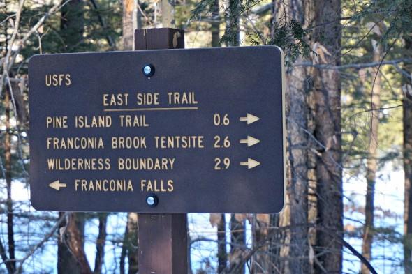 east side trail