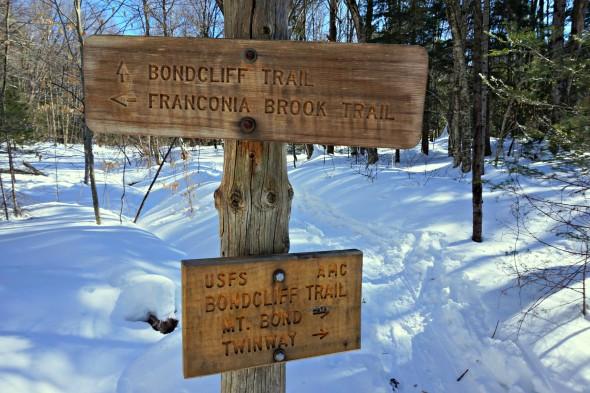 bondcliff trail